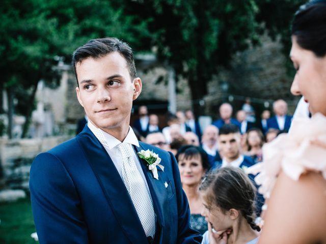 Il matrimonio di Andrea e Kendra a Rosciano, Pescara 34