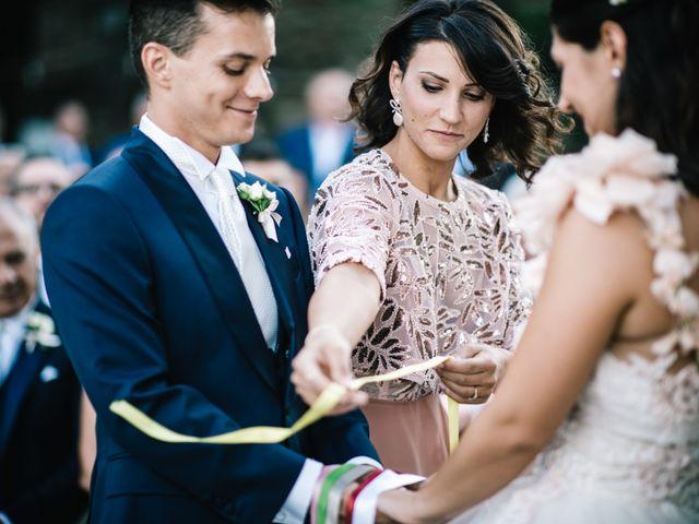Il matrimonio di Andrea e Kendra a Rosciano, Pescara 35