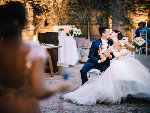 Il matrimonio di Andrea e Kendra a Rosciano, Pescara 40