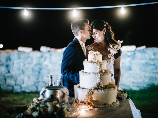 Le nozze di Kendra e Andrea