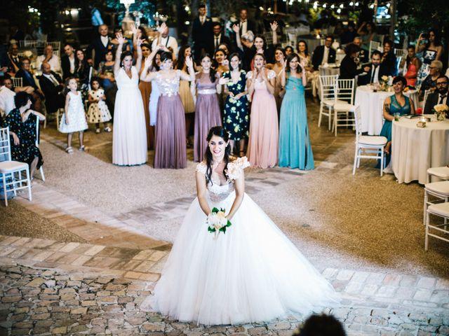 Il matrimonio di Andrea e Kendra a Rosciano, Pescara 47