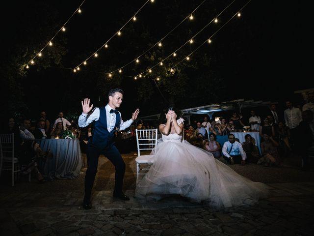 Il matrimonio di Andrea e Kendra a Rosciano, Pescara 50