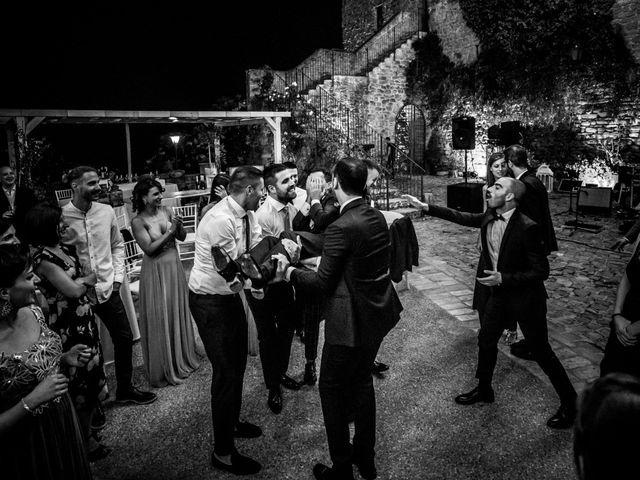 Il matrimonio di Andrea e Kendra a Rosciano, Pescara 52