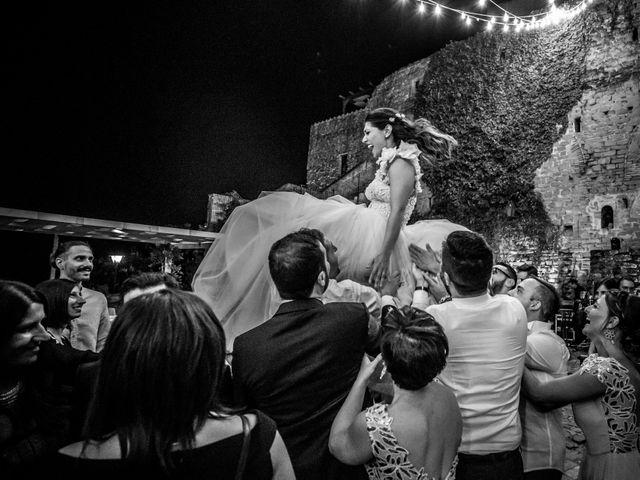 Il matrimonio di Andrea e Kendra a Rosciano, Pescara 53