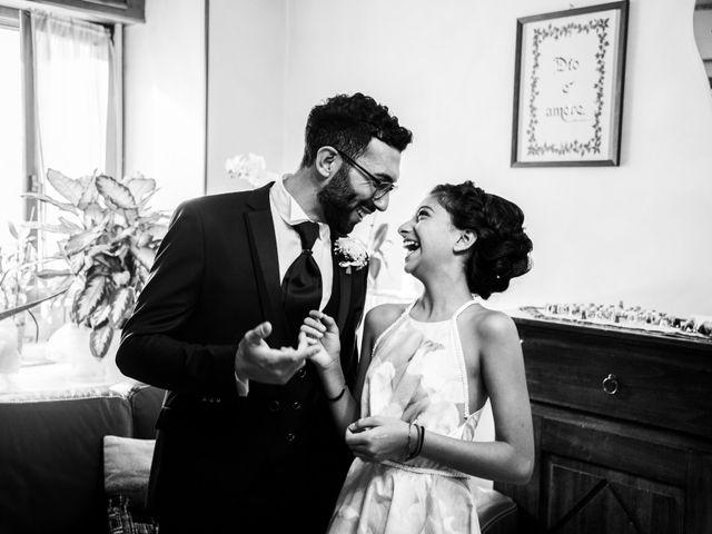 Il matrimonio di Angelo e Sharon a Caramagna Piemonte, Cuneo 15