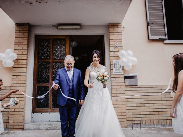 Il matrimonio di Angelo e Sharon a Caramagna Piemonte, Cuneo 17