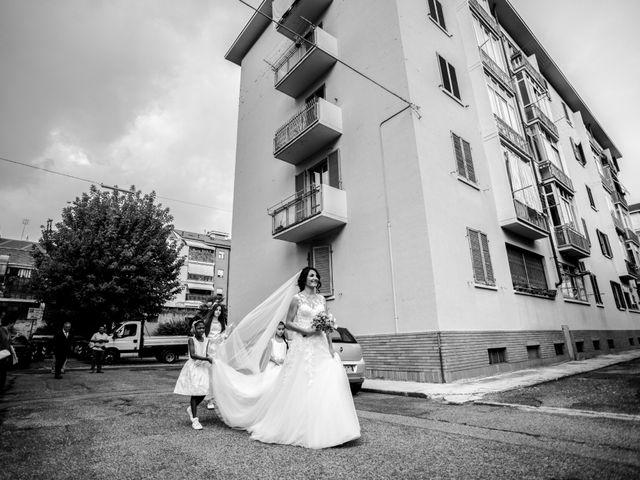 Il matrimonio di Angelo e Sharon a Caramagna Piemonte, Cuneo 19
