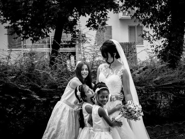 Il matrimonio di Angelo e Sharon a Caramagna Piemonte, Cuneo 21