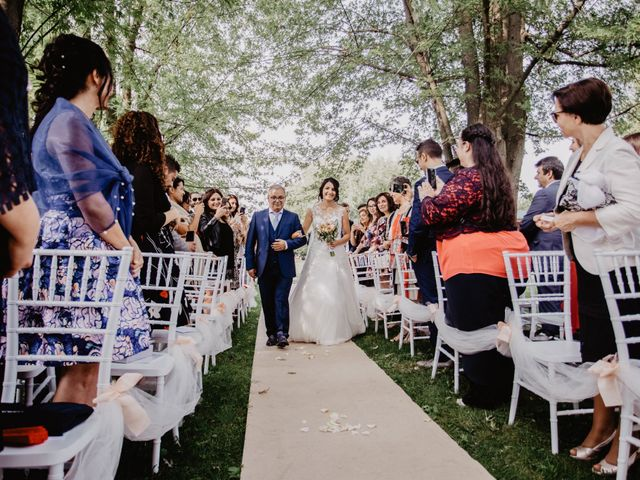 Il matrimonio di Angelo e Sharon a Caramagna Piemonte, Cuneo 36