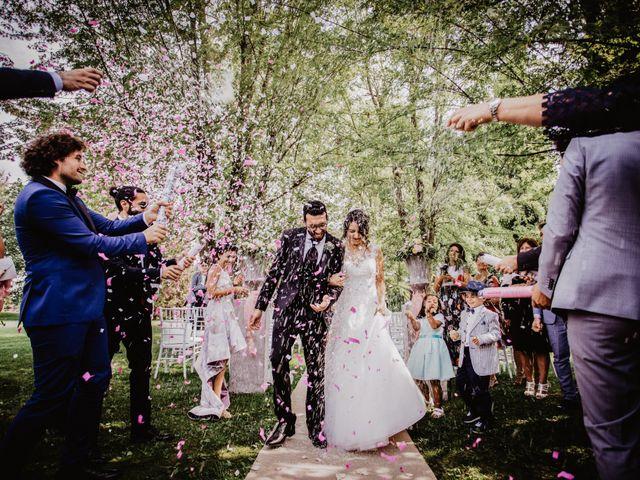 Il matrimonio di Angelo e Sharon a Caramagna Piemonte, Cuneo 52