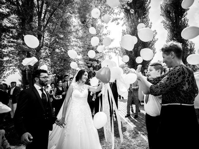 Il matrimonio di Angelo e Sharon a Caramagna Piemonte, Cuneo 53
