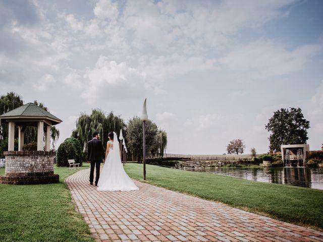 Il matrimonio di Angelo e Sharon a Caramagna Piemonte, Cuneo 55