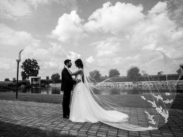 Il matrimonio di Angelo e Sharon a Caramagna Piemonte, Cuneo 58