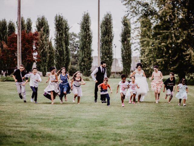 Il matrimonio di Angelo e Sharon a Caramagna Piemonte, Cuneo 71