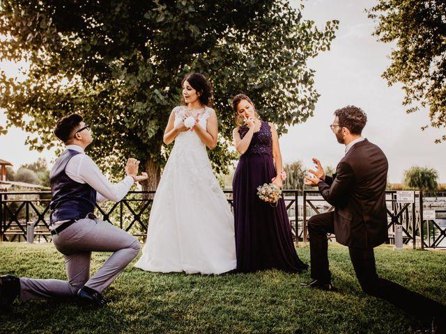 Il matrimonio di Angelo e Sharon a Caramagna Piemonte, Cuneo 81