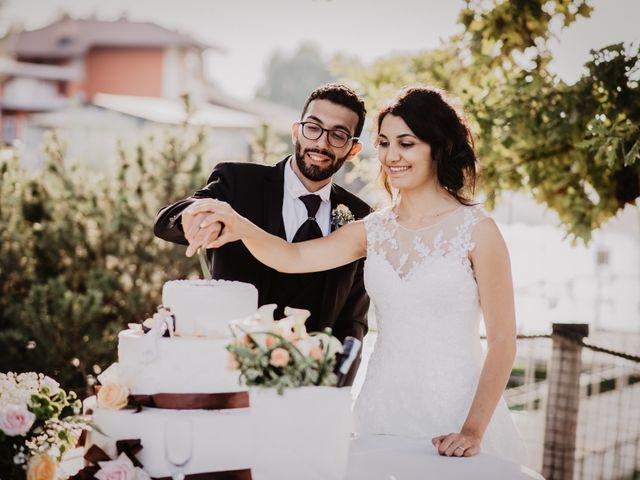 Il matrimonio di Angelo e Sharon a Caramagna Piemonte, Cuneo 82
