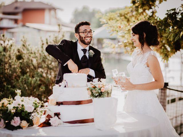 Il matrimonio di Angelo e Sharon a Caramagna Piemonte, Cuneo 83