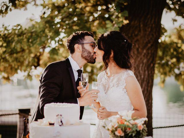 Il matrimonio di Angelo e Sharon a Caramagna Piemonte, Cuneo 84