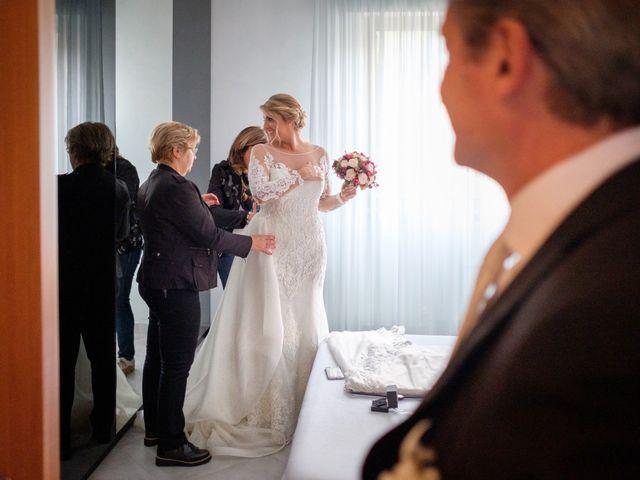 Il matrimonio di Claudio e Giuliana a Lucera, Foggia 7