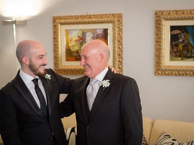 Il matrimonio di Claudio e Giuliana a Lucera, Foggia 24