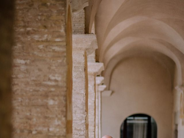 Il matrimonio di Claudio e Giuliana a Lucera, Foggia 13