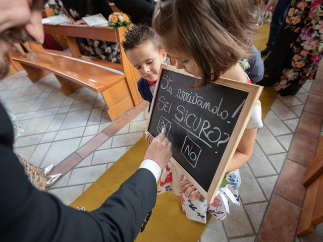 Il matrimonio di Claudio e Giuliana a Lucera, Foggia 19