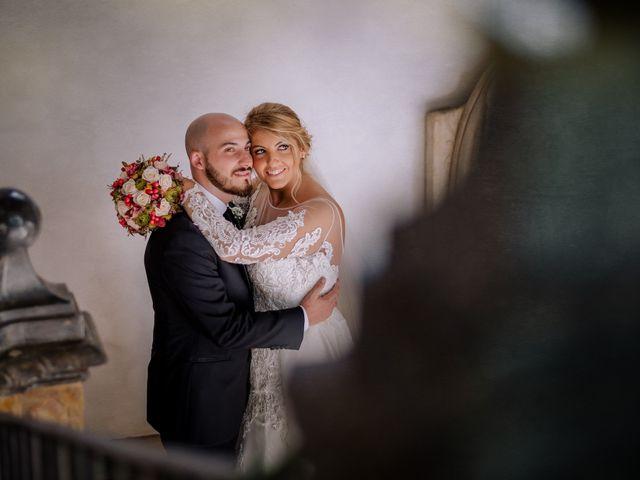 Il matrimonio di Claudio e Giuliana a Lucera, Foggia 37