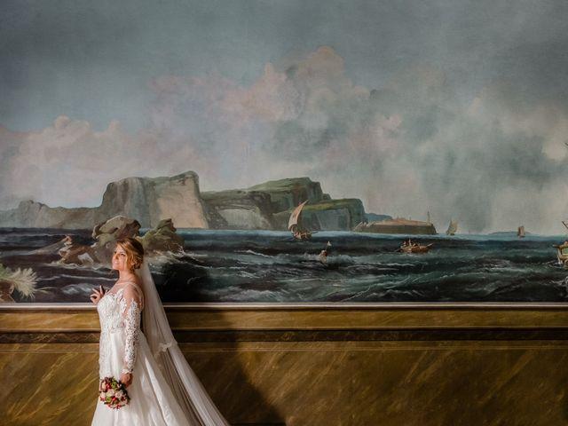 Il matrimonio di Claudio e Giuliana a Lucera, Foggia 36