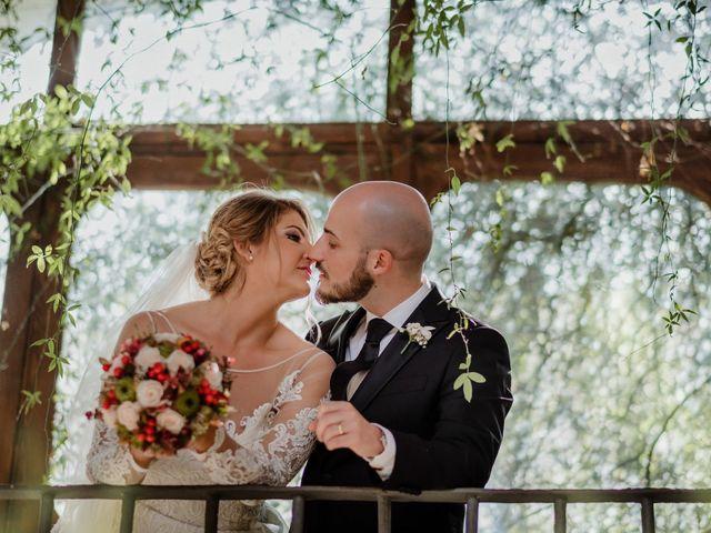Il matrimonio di Claudio e Giuliana a Lucera, Foggia 35