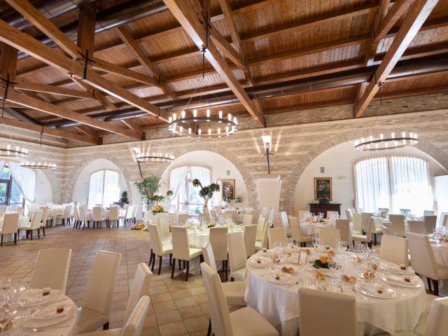 Il matrimonio di Claudio e Giuliana a Lucera, Foggia 29