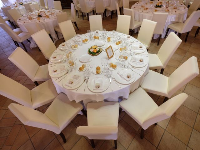 Il matrimonio di Claudio e Giuliana a Lucera, Foggia 28
