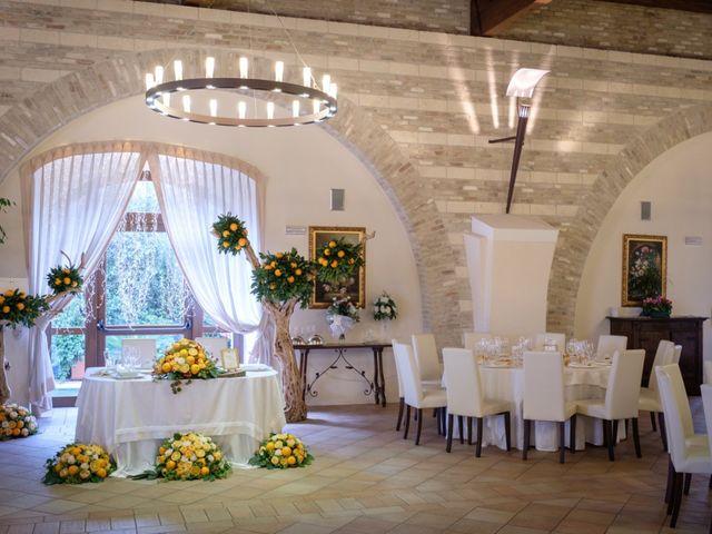 Il matrimonio di Claudio e Giuliana a Lucera, Foggia 26