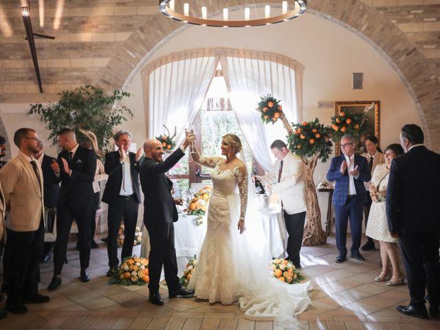 Il matrimonio di Claudio e Giuliana a Lucera, Foggia 38
