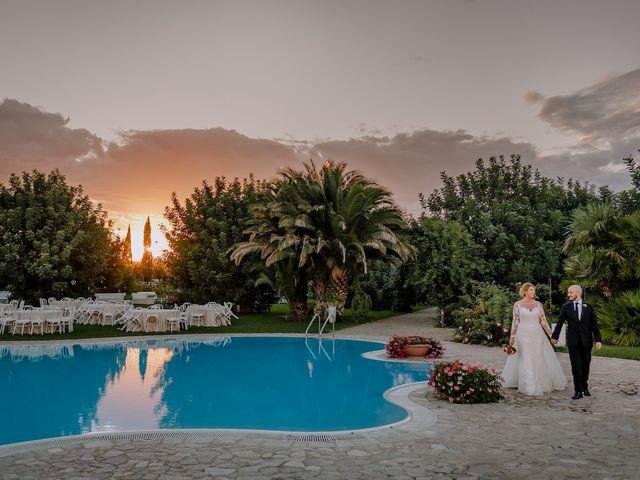 Il matrimonio di Claudio e Giuliana a Lucera, Foggia 46