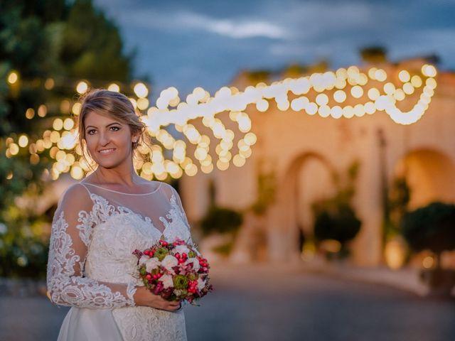 Il matrimonio di Claudio e Giuliana a Lucera, Foggia 45