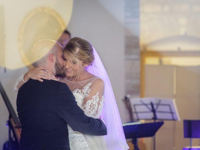 Il matrimonio di Claudio e Giuliana a Lucera, Foggia 42