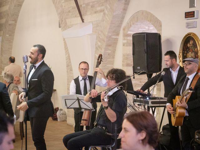 Il matrimonio di Claudio e Giuliana a Lucera, Foggia 41
