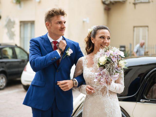 Il matrimonio di Alessandro e Elisabetta a Casteggio, Pavia 35