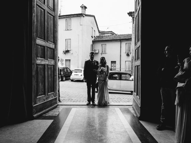 Il matrimonio di Alessandro e Elisabetta a Casteggio, Pavia 38