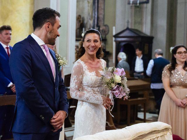 Il matrimonio di Alessandro e Elisabetta a Casteggio, Pavia 42