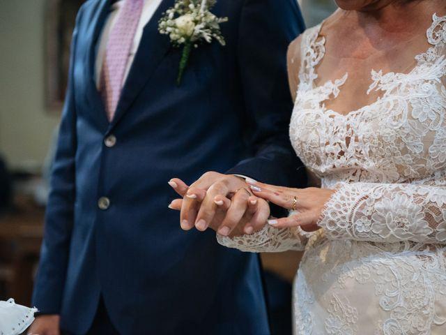 Il matrimonio di Alessandro e Elisabetta a Casteggio, Pavia 48