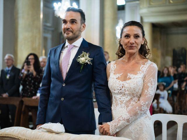 Il matrimonio di Alessandro e Elisabetta a Casteggio, Pavia 49