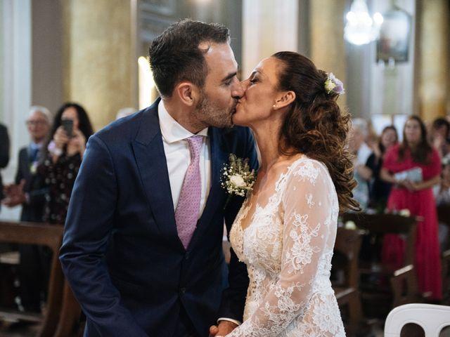 Il matrimonio di Alessandro e Elisabetta a Casteggio, Pavia 50