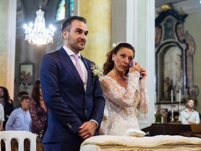 Il matrimonio di Alessandro e Elisabetta a Casteggio, Pavia 51