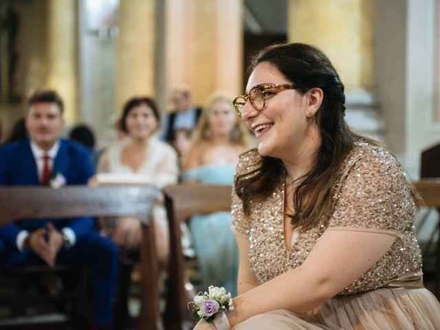 Il matrimonio di Alessandro e Elisabetta a Casteggio, Pavia 52
