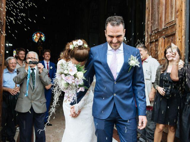 Il matrimonio di Alessandro e Elisabetta a Casteggio, Pavia 55