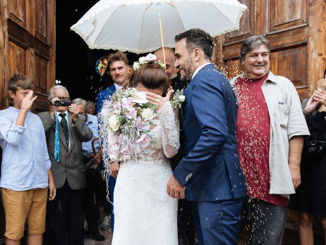 Il matrimonio di Alessandro e Elisabetta a Casteggio, Pavia 57