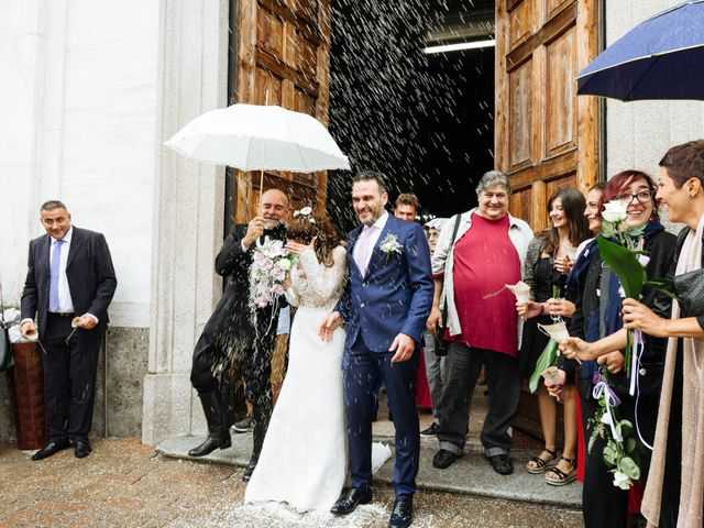 Il matrimonio di Alessandro e Elisabetta a Casteggio, Pavia 59