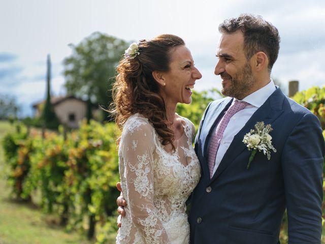 Il matrimonio di Alessandro e Elisabetta a Casteggio, Pavia 80