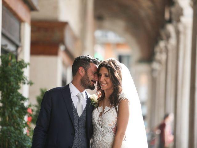 Le nozze di Marta e Enrico